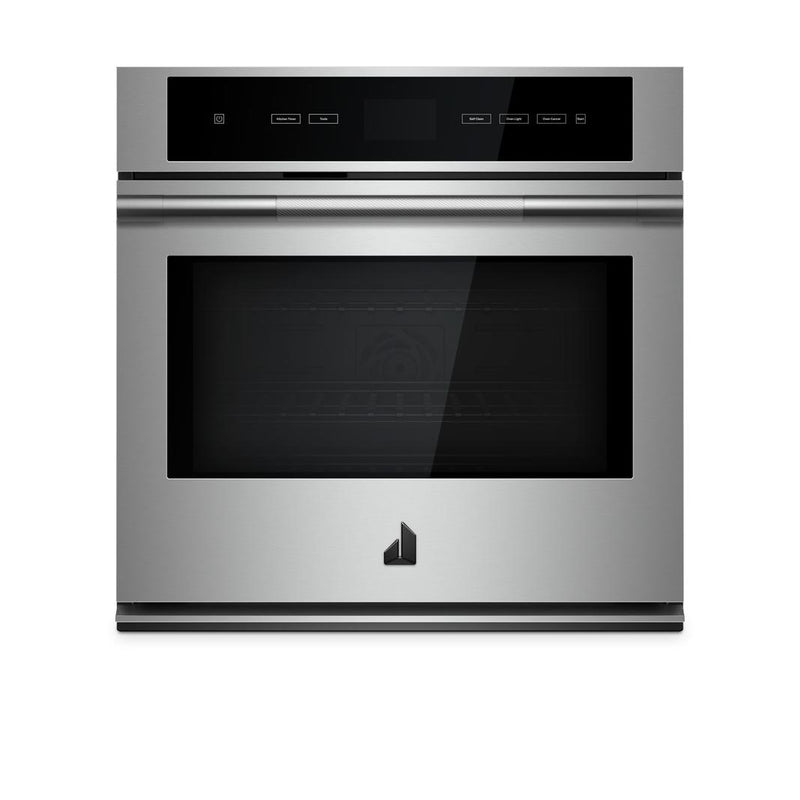 Jennair - 5 cu. ft Single Wall Oven in Stainless - JJW2430IL