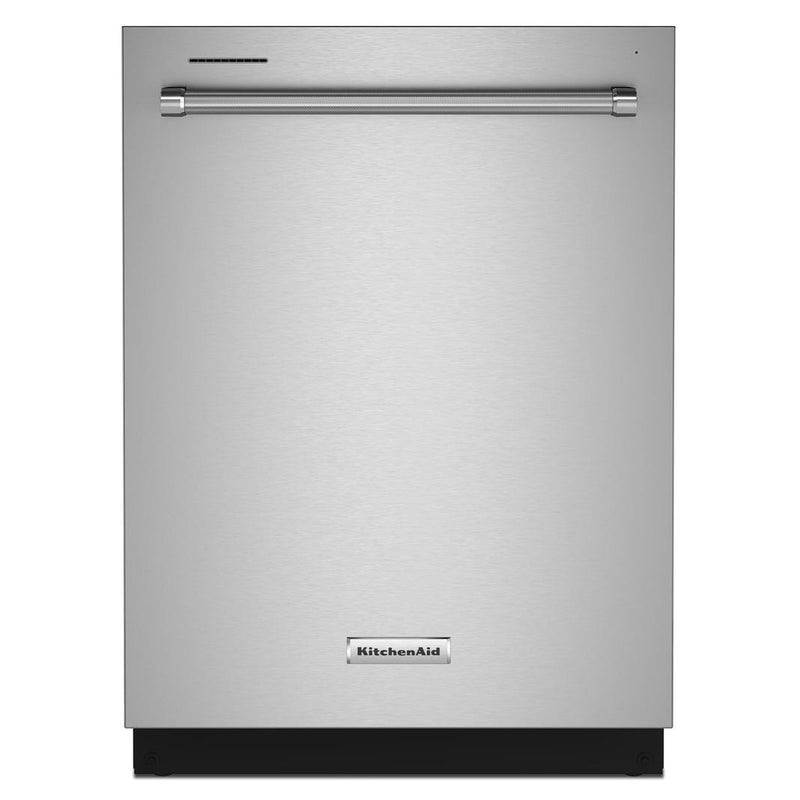 KitchenAid - 39 dBA Built In Dishwasher in Stainless - KDTE204KPS