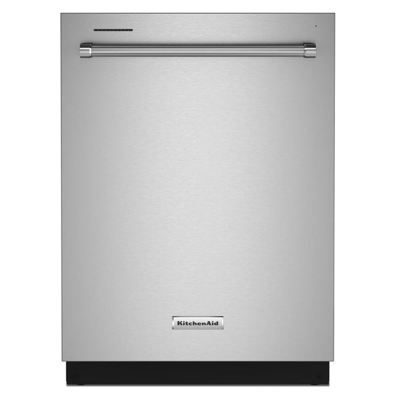 KitchenAid - 44 dBA Built In Dishwasher in Stainless - KDTM404KPS