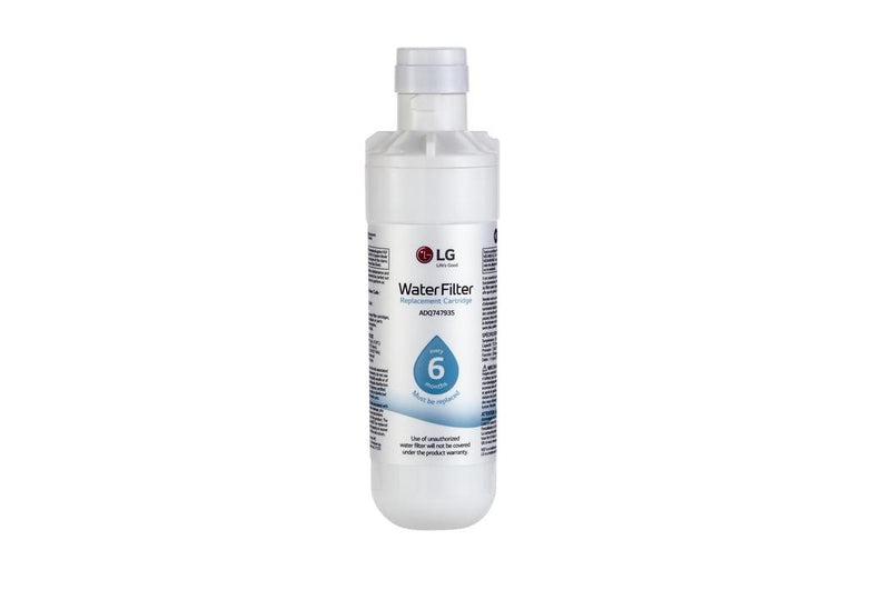 LG - LT1000P 6 Month/200 Gallon Capacity Replacement Refrigerator Water Filter - LT1000P