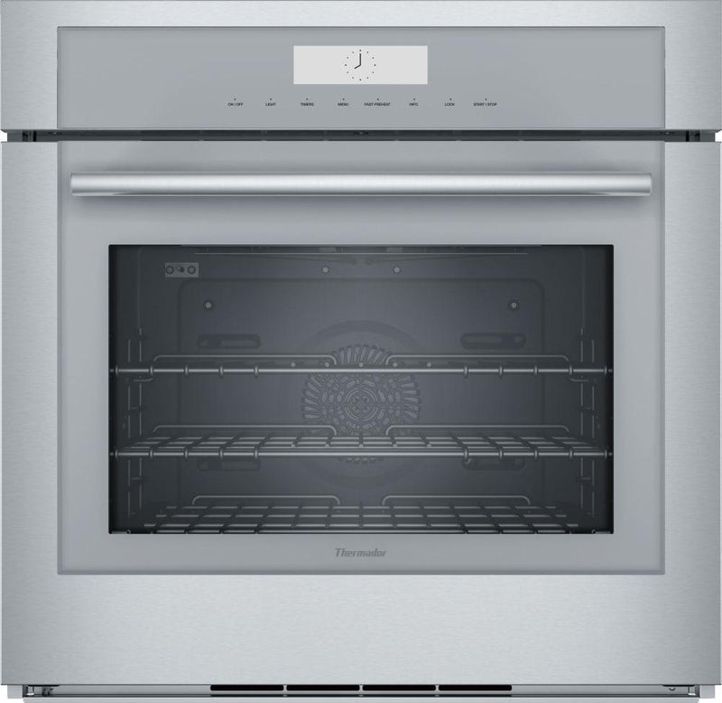 Thermador - 4.5 cu. ft Single Wall Oven in Stainless - ME301WS