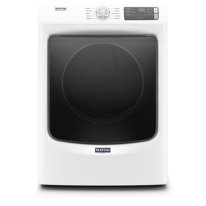 Maytag - 7.3 cu. Ft  Gas Dryer in White - MGD5630HW