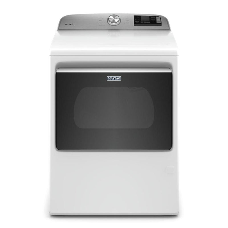 Maytag - 7.4. cu. Ft  Gas Dryer in White - MGD6230HW