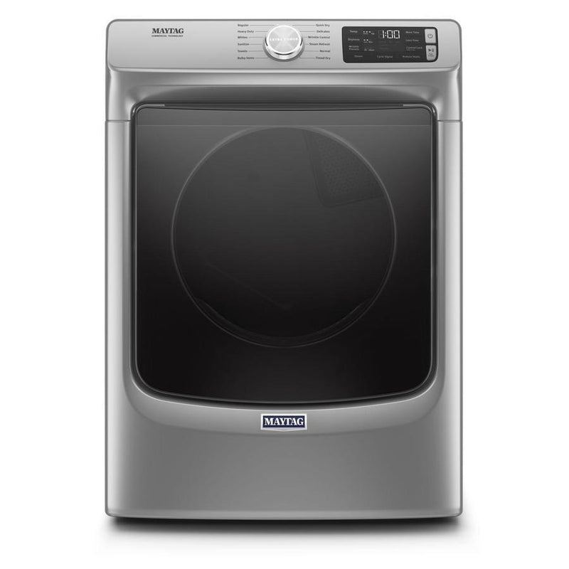 Maytag - 7.3 cu. Ft  Gas Dryer in Grey - MGD6630HC