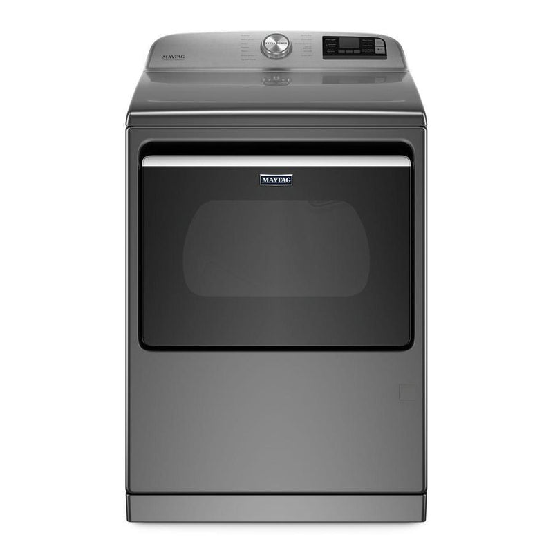 Maytag - 7.4 cu. Ft  Gas Dryer in Grey - MGD7230HC