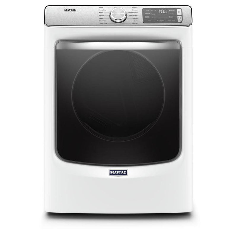 Maytag - 7.3 cu. Ft  Gas Dryer in White - MGD8630HW