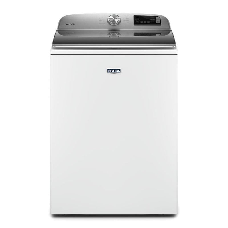 Maytag - 5.4 cu. Ft  Top Load Washer in White - MVW6230HW