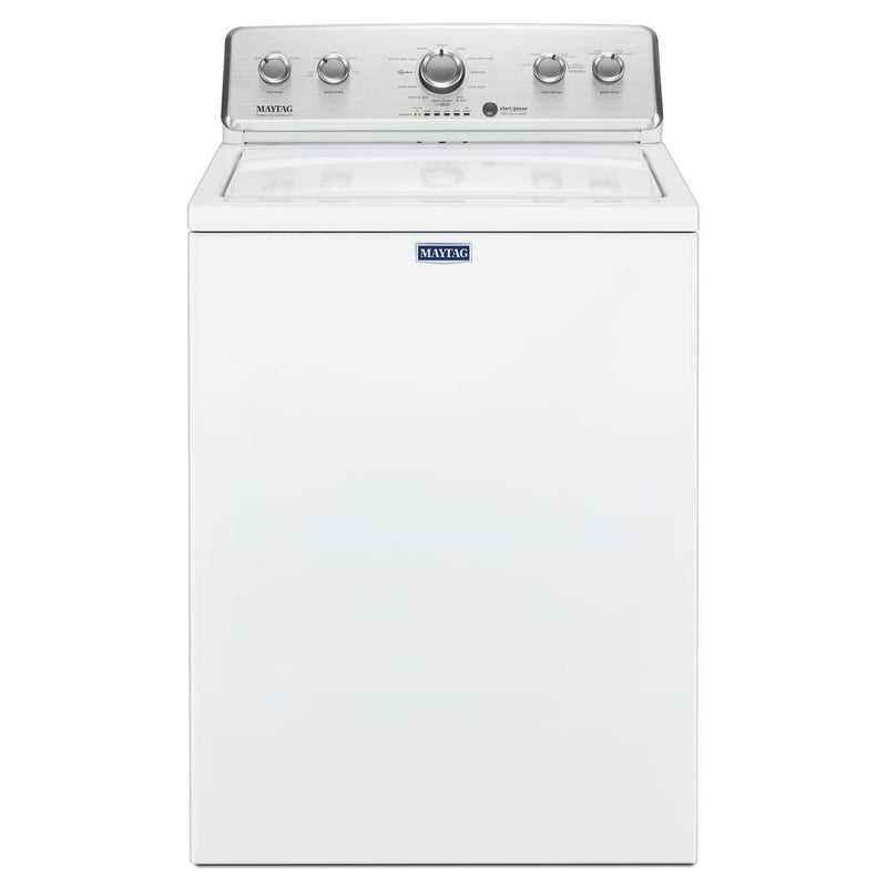 Maytag - 4.4 cu. Ft  Top Load Washer in White - MVWC465HW