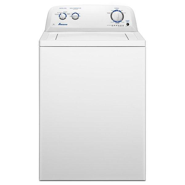 Amana - 4.0 cu. Ft  Top Load Washer in White - NTW4516FW