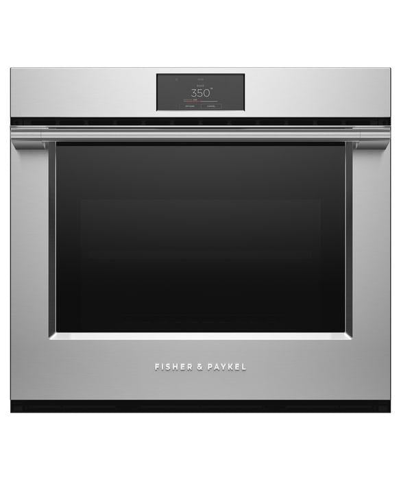 Fisher Paykel - 4.1 cu. ft Single Wall Oven in Stainless - OB30SPPTX1