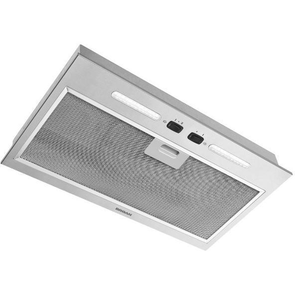Broan - 20.5 Inch 250 CFM Blower & Insert Vent in Stainless - PM250SSP