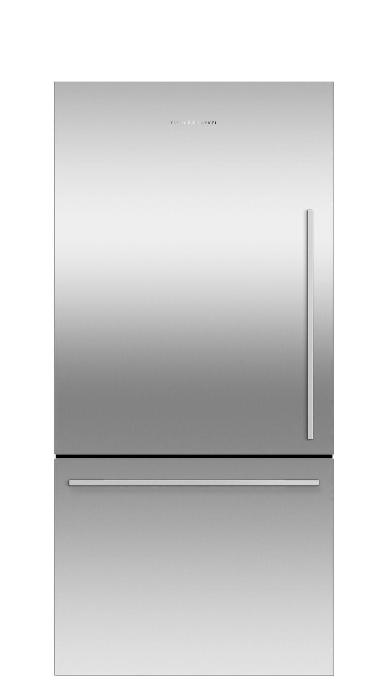 Fisher Paykel - 31 Inch 17.1 cu. ft Bottom Mount Refrigerator in Stainless - RF170WDLX5 N
