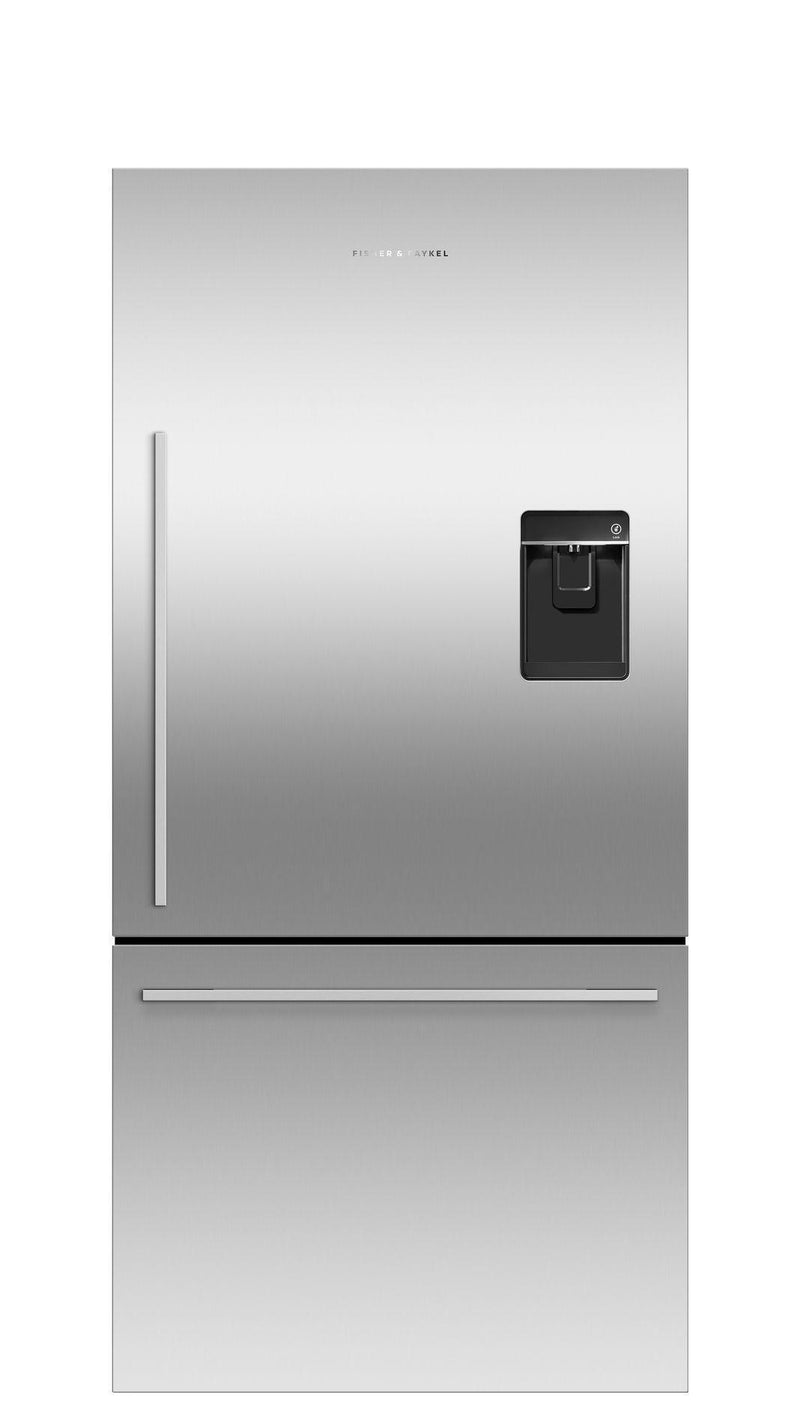 Fisher Paykel - 31 Inch 17.1 cu. ft Bottom Mount Refrigerator in Stainless - RF170WDRUX5 N