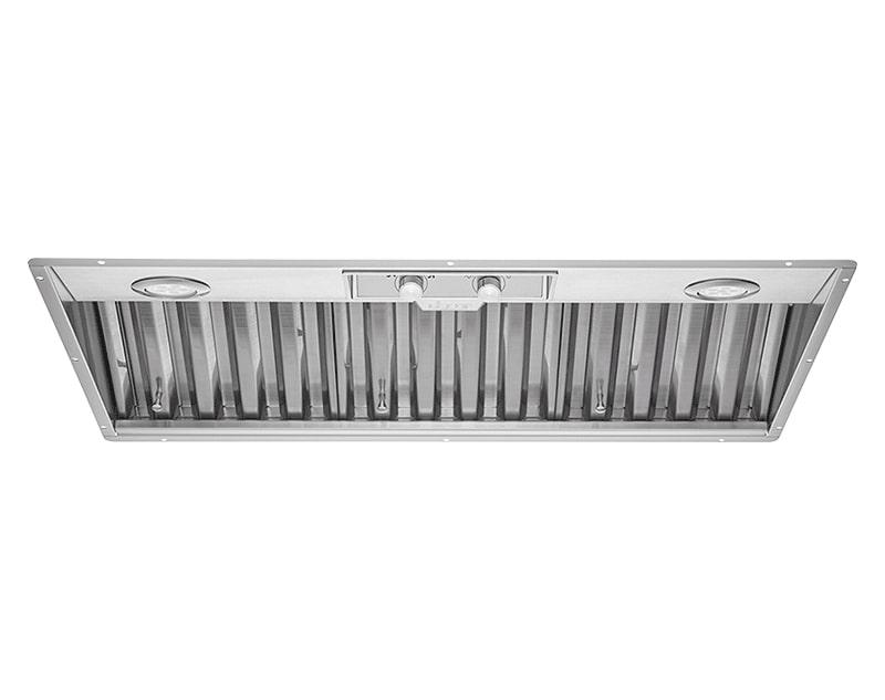Dacor - 30.25 Inch 1200 CFM Blower & Insert Vent in Stainless - RNIVSR2