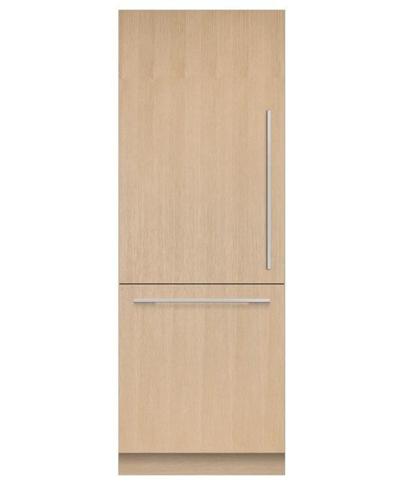 Fisher Paykel - 29.75 Inch 15.9 cu. ft Built In / Integrated Refrigerator in Panel Ready - RS3084WLUK1