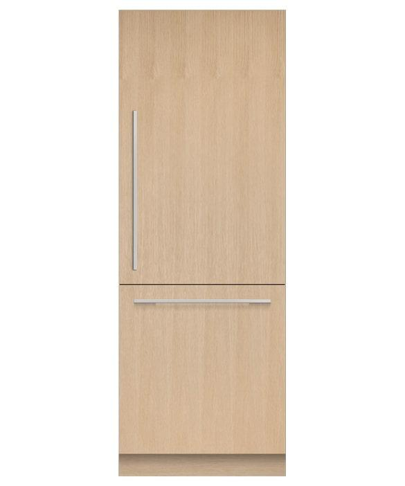 Fisher Paykel - 29.75 Inch 15.9 cu. ft Built In / Integrated Refrigerator in Panel Ready - RS3084WRUK1