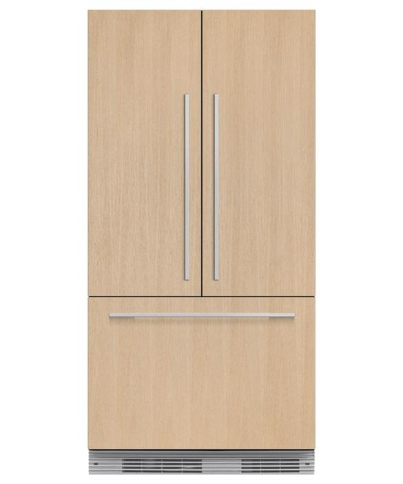Fisher Paykel - 35.7 Inch 16.8 cu. ft French Door Refrigerator in Panel Ready - RS36A72J1 N