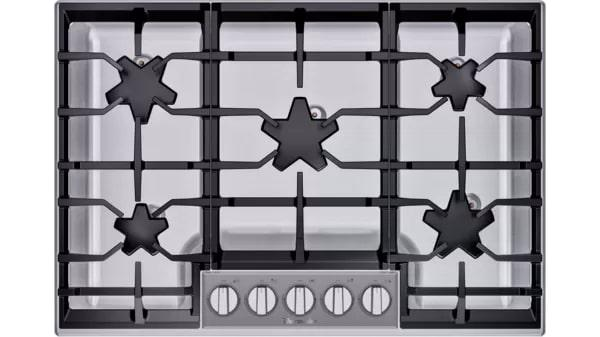 Thermador - 31 inch wide Gas Cooktop in Stainless - SGSXP305TS