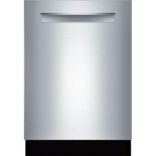 Bosch - 44 dBA Built In Dishwasher in Stainless - SHPM65W55N