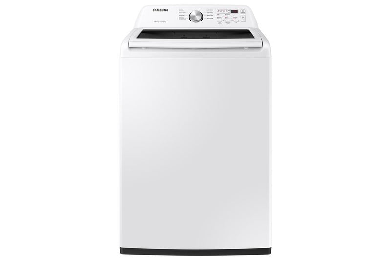 Samsung - 5.2 cu. Ft  Top Load Washer in White - WA45T3200AW