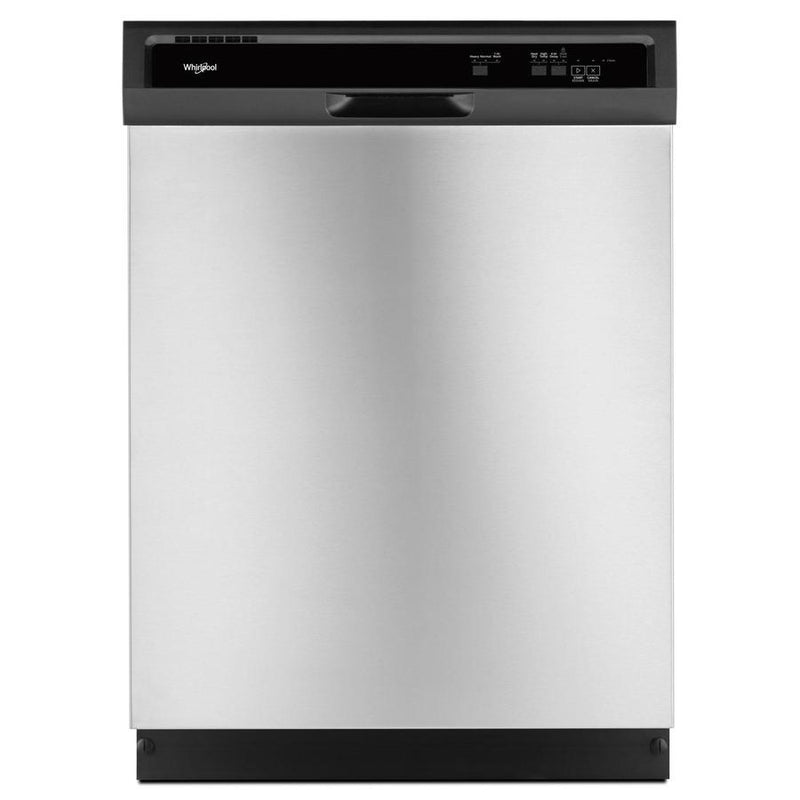 Whirlpool - 55 dBA Built In Dishwasher in Stainless - WDF330PAHS