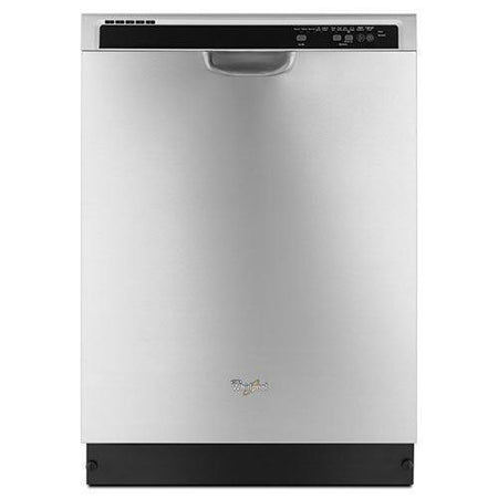 Whirlpool - 53 dBA Built In Dishwasher in Stainless - WDF540PADM