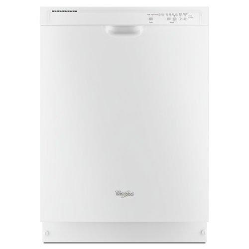 Whirlpool - 53 dBA Built In Dishwasher in White - WDF540PADW