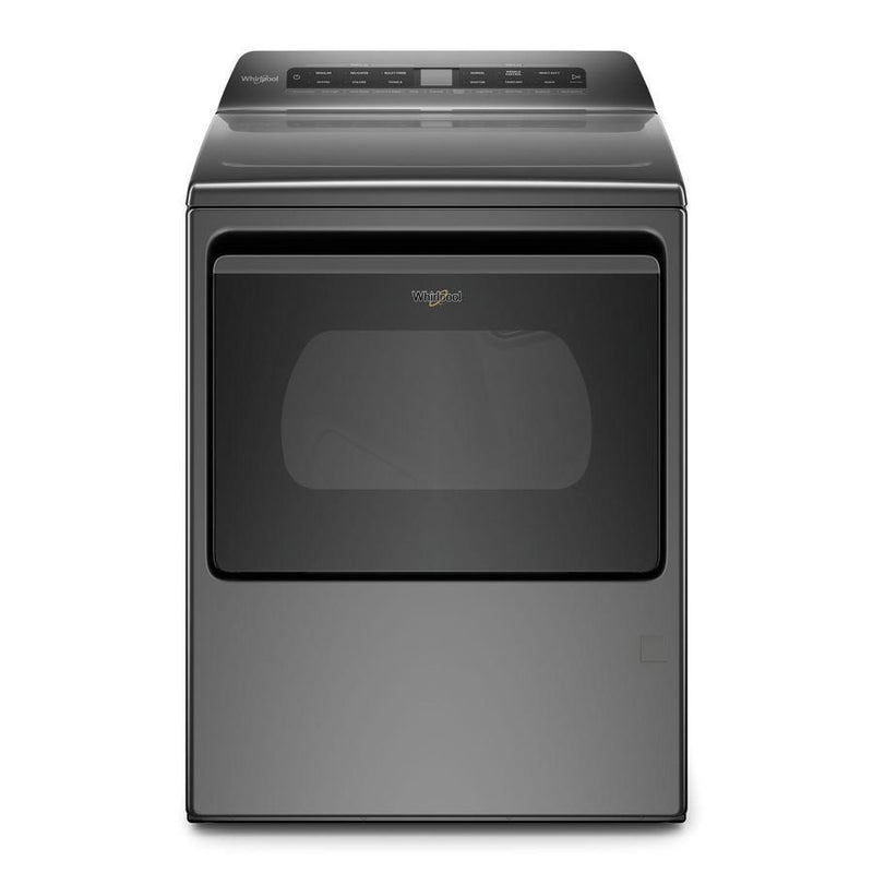 Whirlpool - 7.4 cu. Ft  Gas Dryer in Grey - WGD6120HC