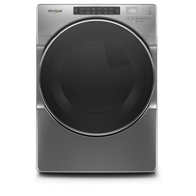 Whirlpool - 7.4 cu. Ft  Gas Dryer in Silver - WGD6620HC
