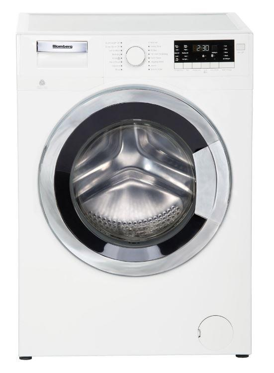 Image of Blomberg - 2.5 cu. Ft Compact Washer in White - 240V - WM98400SX2