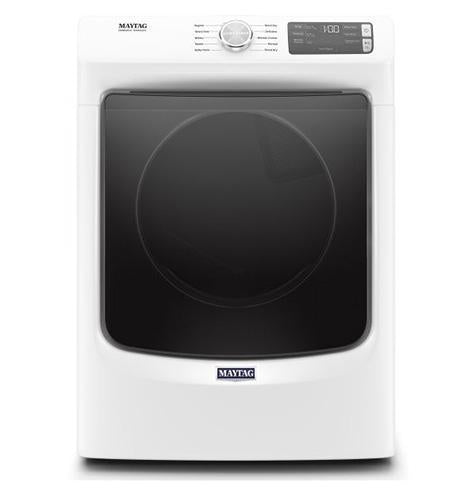 Maytag - 7.3 cu. Ft  Electric Dryer in White - YMED5630HW