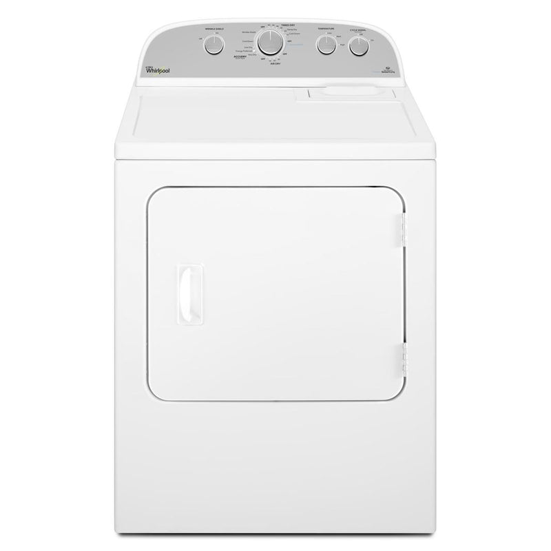 Whirlpool - 7 cu. Ft  Electric Dryer in White - YWED49STBW
