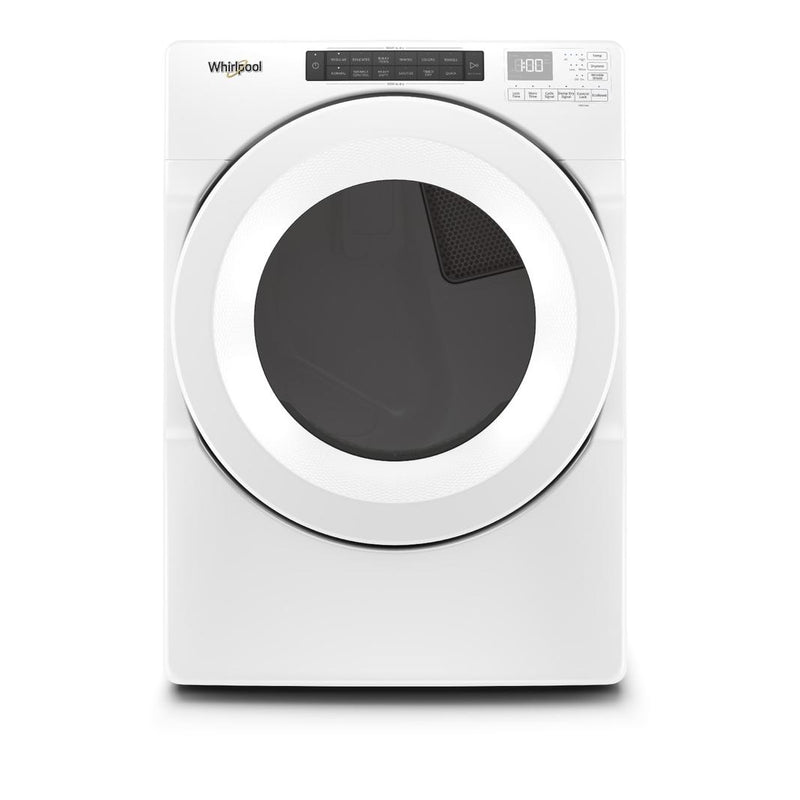Whirlpool - 7.4 cu. Ft  Electric Dryer in White - YWED5620HW