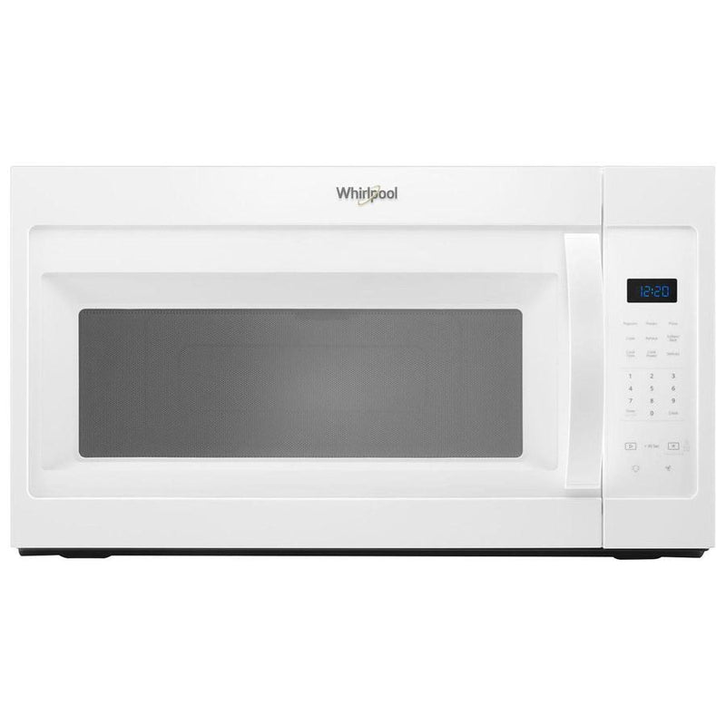 Whirlpool - 1.7 cu. Ft  Over the range Microwave in White - YWMH31017HW