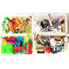 4 Pack Minis- Space, Pirate, Safari Research and Block-Busy Box Child Store-Busy Box Child