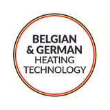 Belgian & German heating technology