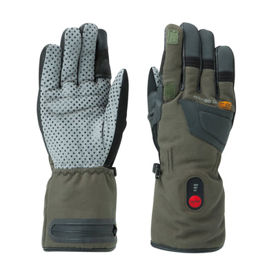 Gloves with Convertible Finger