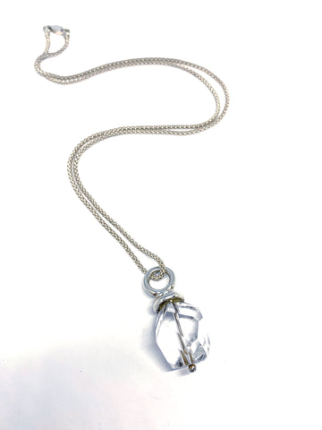 Attune Quartz Necklace