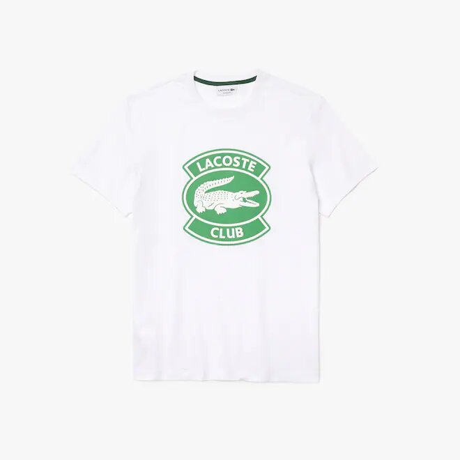 LACOSTE LIVE CROC TEE TH1786