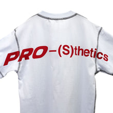 Load image into Gallery viewer, UNITED STANDARD PROSTETHICS TEE - WHITE