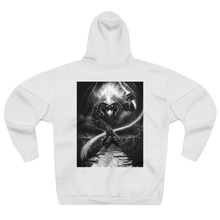 Load image into Gallery viewer, La Vendicion - Hell hoodie - White