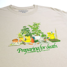 Load image into Gallery viewer, Playdude Plant Death tee - Sand