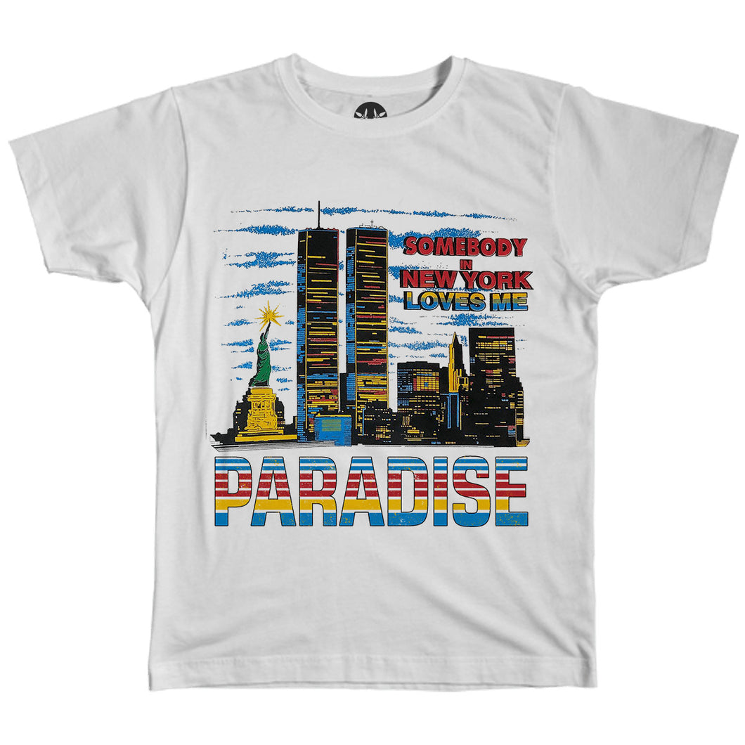 PARADISE NYC SOMEBODY LOVES ME SS
