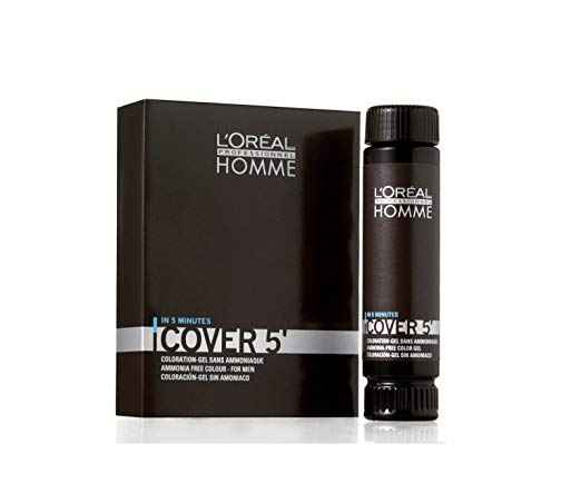 L'Oreal Homme Cover5 5 3X50Ml