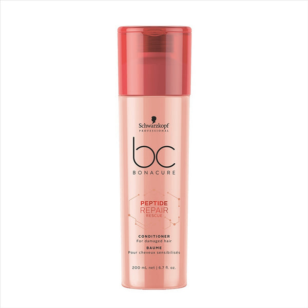Schwarzkopf Bonacure Prr Conditioner 200ml 200 Ml