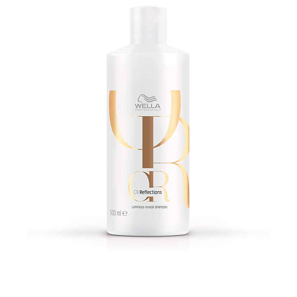 Wella Wp Oil Reflection Shampoo 500 Multi