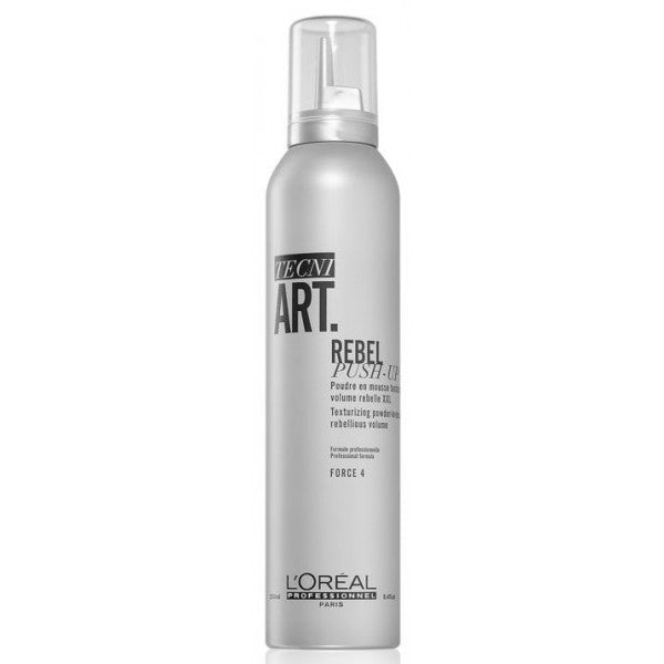 L'Oreal Tecni Art Rebel Push-Up 250ML