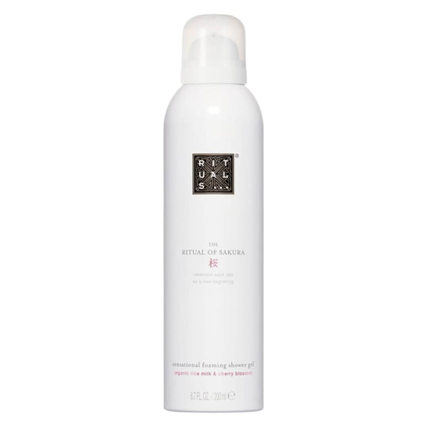 Rituals Sakura Shower Foam 200ml