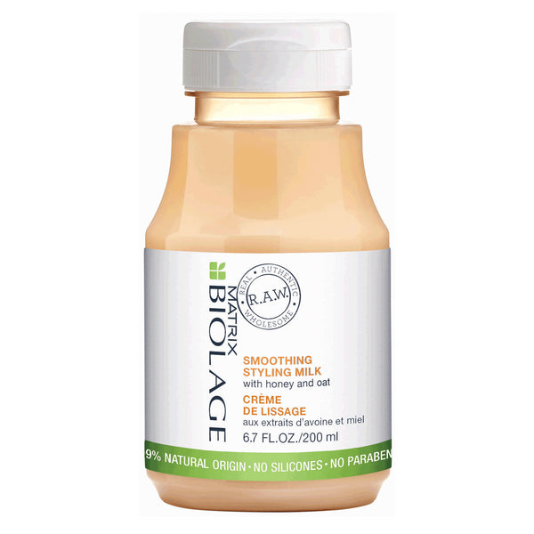 Matrix Biolage Raw Styling Smoothing Milk 200ml