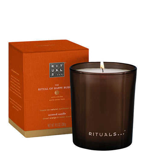 Rituals Happy Buddha Scented Candle 290G